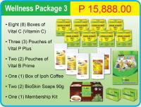 WELLNESS PACKAGE 3